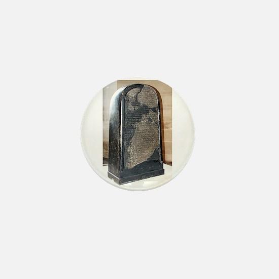 Moabite Stone (Mesha Stele) Mini Button