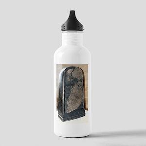 Moabite Stone (Mesha Stele) Stainless Water Bottle