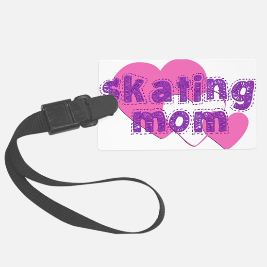 Skating Mom 3 Luggage Tag