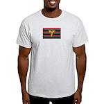Aboriginal Moabite Nation Flag Light T-Shirt