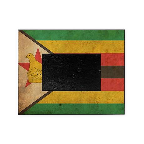 Vintage Zimbabwe Picture Frame