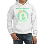 Build Better Baby Brains Hooded Sweatshirt