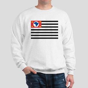 Sao Paulo Flag Sweatshirt