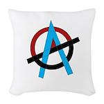 Starrite Woven Throw Pillow
