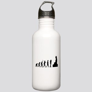 Buddhist Stainless Water Bottle 1.0L