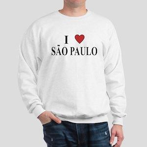 I Love Sao Paulo Sweatshirt