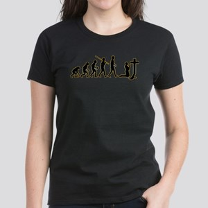 Praying Women's Dark T-Shirt