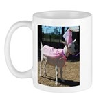 Fainting Goat Princess mug