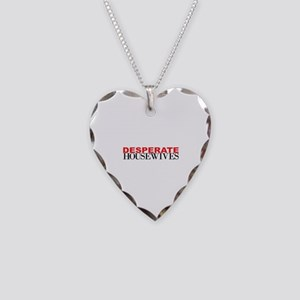 I love desperate housewives Necklace Heart Charm