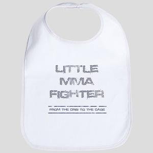 Little MMA Fighter Bib