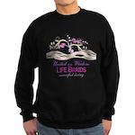 Life Braids Sweatshirt (dark)