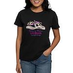 Life Braids Women's Dark T-Shirt