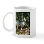 fainting goat Mug