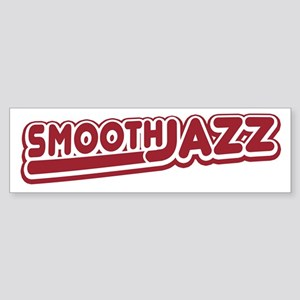 Smooth Jazz Team Bumper Sticker