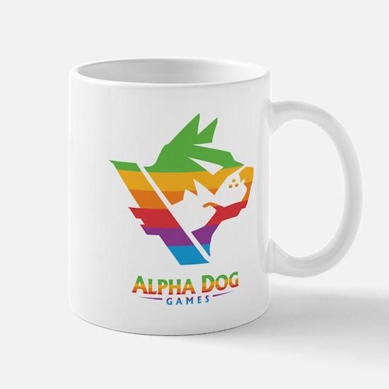 Alpha_Dog_Red_Symbol_Front_TShirt.png Mug