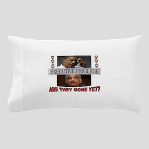 OBAMA HOLDER CRYING Pillow Case