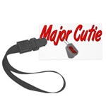 majorcutieusaf Large Luggage Tag