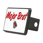 majorbratusaf Rectangular Hitch Cover