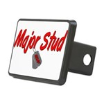 majorstudusaf Rectangular Hitch Cover