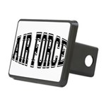 airforcebulge Rectangular Hitch Cover