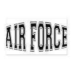 airforcebulge Rectangle Car Magnet
