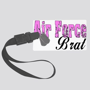 afbrat99 Large Luggage Tag