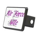 Air Force Wife Rectangular Hitch Cover