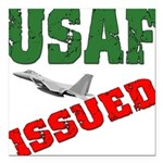 usafissued5a Square Car Magnet 3