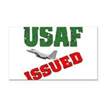 usafissued5a Rectangle Car Magnet
