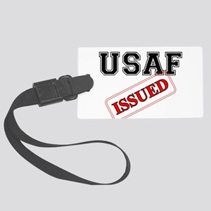 USAF Issued Large Luggage Tag