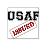 USAF Issued Square Sticker 3