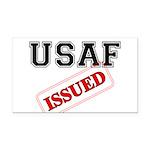 USAF Issued Rectangle Car Magnet