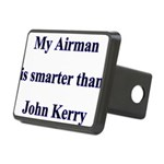 My Airman is smarter than Joh Rectangular Hitch Co