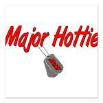 majorhottiearmy Square Car Magnet 3