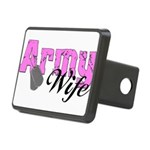 armywife99 Rectangular Hitch Cover