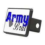 armybrat99b1 Rectangular Hitch Cover