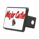 majorcutieuscg Rectangular Hitch Cover