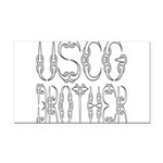 uscgclawbrother2 Rectangle Car Magnet