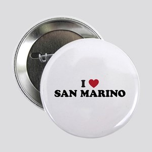 "I Love San Marino 2.25"" Button"