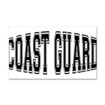 coastguardbulge Rectangle Car Magnet
