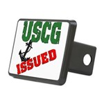 uscgissued5 Rectangular Hitch Cover
