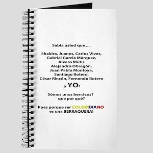 Colombianos famosos y yo Journal