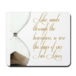 Days of our Twi-Lives Mousepad