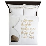 Days of our Twi-Lives Queen Duvet
