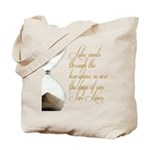 Days of our Twi-Lives Tote Bag