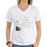 Days of our Twi-Lives Women's V-Neck T-Shirt