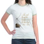 Days of our Twi-Lives Jr. Ringer T-Shirt