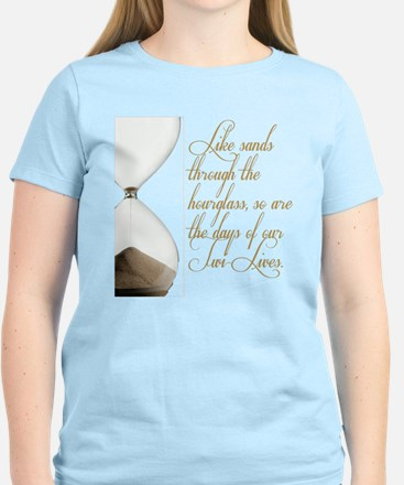 Days of our Twi-Lives Women's Light T-Shirt
