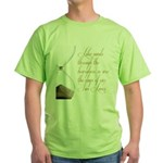 Days of our Twi-Lives Green T-Shirt