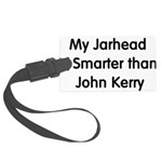 jarheadsmarter Large Luggage Tag